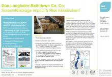 Culvert Blockage, JBA, risk assessment