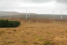 Curragh Wind Farm